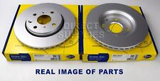 2 X FRONT BRAKE DISCS CITREON 1.0 1.4 1.2 PEUGEOT 1.4 1.0 1.2  1.0 1.4 1.2
