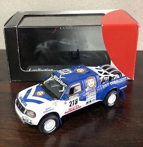 1:43 Nissan Navara Rally Paris Dakar