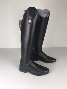 horze boots Winslow Womens 6.5R Black