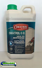 Owatrol E-B Mix-In Bonding Primer 2.5 Litre Stops Masonry Peeling EB Primer
