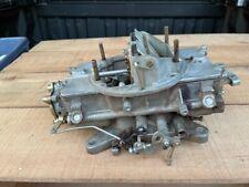 1963 Ford Galaxie 390 V8 Big Block Autolite 4 Barrel Carburetor C3AF Rat Rod