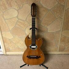Jose Luis Velazquez Guitarras De Paracho Bajo Sexto 12-String Acoustic Guitar