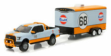 GREENLIGHT HITCH AND TOW SERIES RELEASE 7  2015 FORD F150 GULF OIL