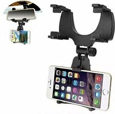 IMOUNT JHD-97 Universal Car Rear View Mirror Mount Holder GPS Mount for  Mobiles