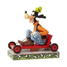 Enesco E8 Disney Traditions Jim Shore Soap Box Derby Goofy 5in Figurine