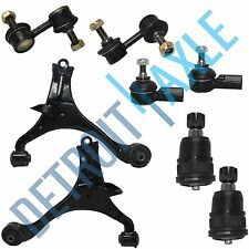 New 8pc Complete Front Suspension Kit Honda Civic Acura El 2001-2005