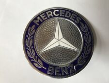 VTG Mercedes Benz Hood Emblem/Badge, W113, Fits SL Pagoda, Original!