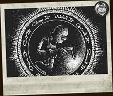 BOMONSTER Poster Welder Schweisser Mig Chop Kustom Custom Hot Rod Mag Ed Roth