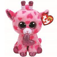 Ty Beanie Babies 36661 Boos Sweetums the Pink Giraffe Valentine Boo Buddy