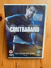 Contraband - Dvd (2012) Mark Wahlberg - Kate Beckinsale - Ben Foster - NEW