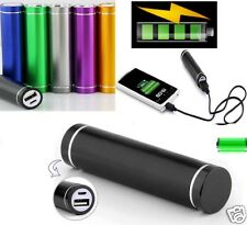 Power Bank External Portable 2600 mAh Battery Charger For iPhone 6 6S 5 5S 5C 4S