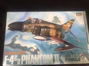 Hasegawa F-4C/D Phantom II 1/48