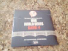 NY YANKEES 1996 WORLD SERIES DVD GAME 4