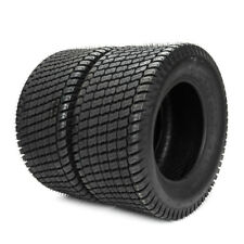2 - 24x12.00-12 6 Ply D838 Turf Master Lawn Mower Tires   with  warranty