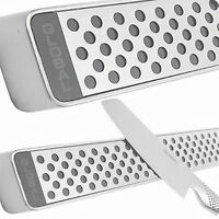 Global Stainless Steel Block Magnetic Knife Wall Storage Holder Rack