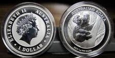 2013 1oz Silver Australian Koala .999 Silver Coin Gem Brilliant Uncirculated