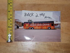 RARE OLD PHOTO INSANE CLOWN POSSE ICP JECKEL BROTHERS TOUR BUS #2