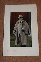 Vintage Postcard: Portait of H.M. King Edward VII