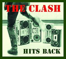 THE CLASH HITS BACK THE BEST OF 2CD SET (2013)