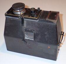 Bellieni jumelle mono-objectif Anastigmat  CARL ZEISS JENA 1,8F 110 mm DRP