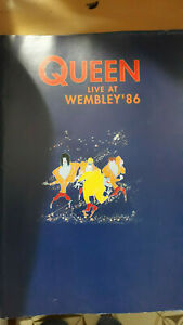 Spartito originale queen live at wembley praticamente nuovo