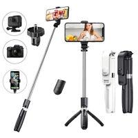 Adjustable Selfie Stick Tripod Remote Desktop Stand Holder For GoPro Cell Phone