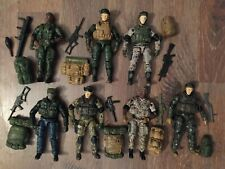 BBI Elite Force 7 soldiers lot