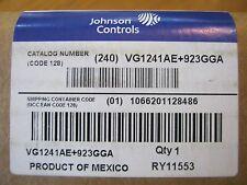 NEW Johnson Controls VG1241AE+923GGA Ball Valve Actuator