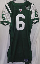 New York Jets MARK SANCHEZ Game Style Team Issued NFL Football Jersey