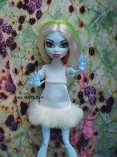 Monster High SNOW BEAU Dress
