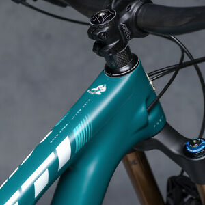 DYEDBRO - Clear - Bike Frame Protector Cover Dyed Bro