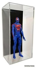 """Wall Mount Action Figure Display Case By GameDay Display 12"""" 1:6  Scale 1/6"""
