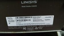 Linksys Router AC3200 (EA9200-4A). Tri-Band Smart Wi-Fi Router
