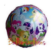 "My little pony 18""  foil balloon birthday party Decoration"