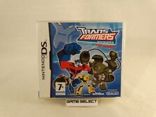 TRANSFORMERS ANIMATED THE GAME NINTENDO DS DSi 2DS 3DS NDS PAL ITALIANO COMPLETO