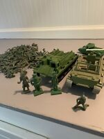 1960's Action Army Set