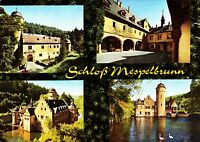 Schloß Mespelbrunn , Ansichtskarte, ungelaufen