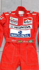 F1 Ayrton Senna 1991 Printed suit Go Kart/karting Race/ Racing