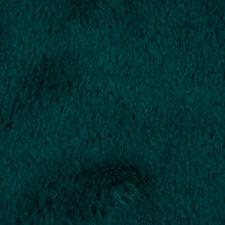 Fellimitat Webpelz KUNSTFELL dunkelgrün 1 5m breite