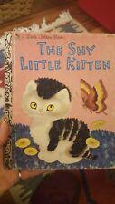The Shy Little Kitten LGB Little Golden 50th Anniversary Edition