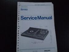 Original Service Manual Philips 22AH990