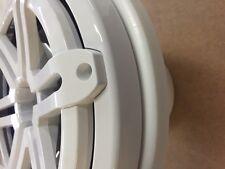 "JL Audio 8.25"" O.D  Marine Boat Speaker Spacer Ring From White King Starboard 1"""