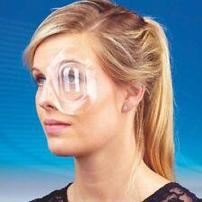Augenverband 20 Stück Premium Uhrglasverband selbstklebend transparent