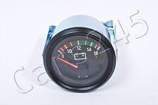 """VDO Voltmeter Gauge 8-16V 2"""" 12V 332-030-001G"""