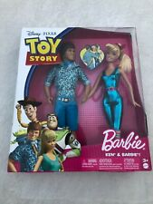 Toy Story 3 Barbie and Ken Made For Each Other set NRFB
