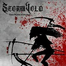 "Stormvold ""Third Bestial Mutilation"" CD [BESTIAL DEATH METAL FROM TENERIFFA]"