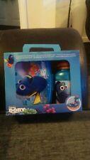 Disney Finding Dory Sandwich Box And Sports Bottle Set