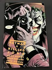 Batman The Killing Joke - High Grade, 4st Print. - 1988 - KEY JOKER/BATMAN VF/NM