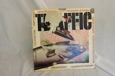 Traffic- Heavy Traffic LP Vinyl Record VG+