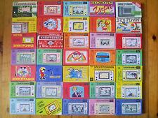 Box, Manual: ELEKTRONIKA Nintendo Game Nu pogodi Octopus Space Bridge Explorers